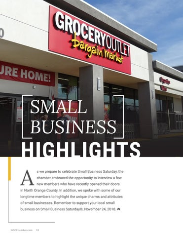 Page 10 of Small Business Highlights - British Grocer