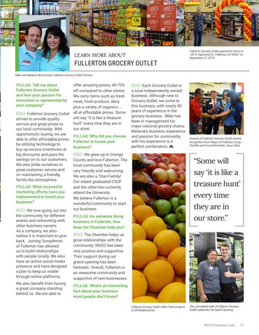 Page 11 of Small Business Highlights - British Grocer