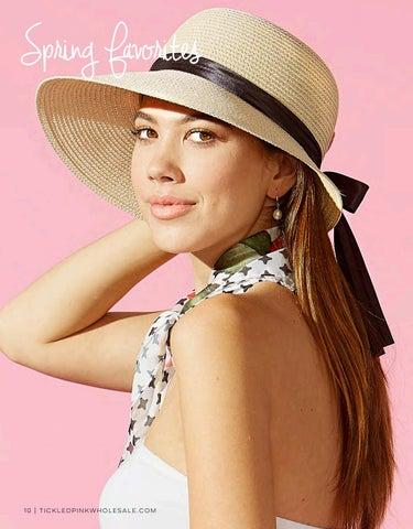 7dea7b689ef37 Tickled Pink Spring   Summer 2019 Wholesale Catalog by Design ...