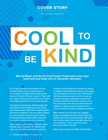 Page 20 of Cool to Be Kind