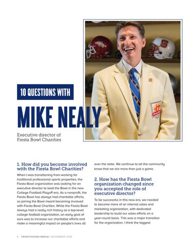Page 6 of 10 Questions with Mike Nealy