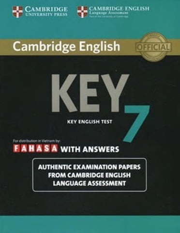 Cambridge Preliminary English Test 3 Students Book With Answers