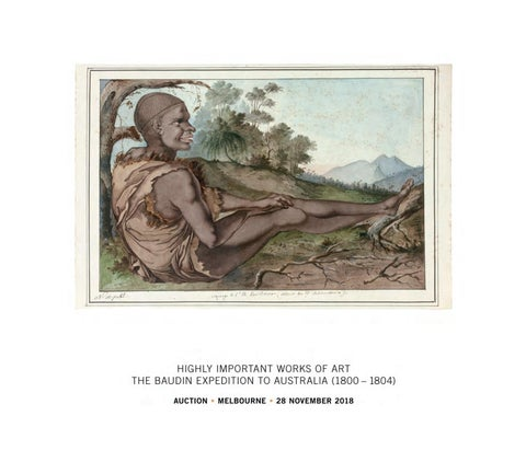The Baudin Expedition 1800-1804 by Hordern House - issuu 7ca3536edaa