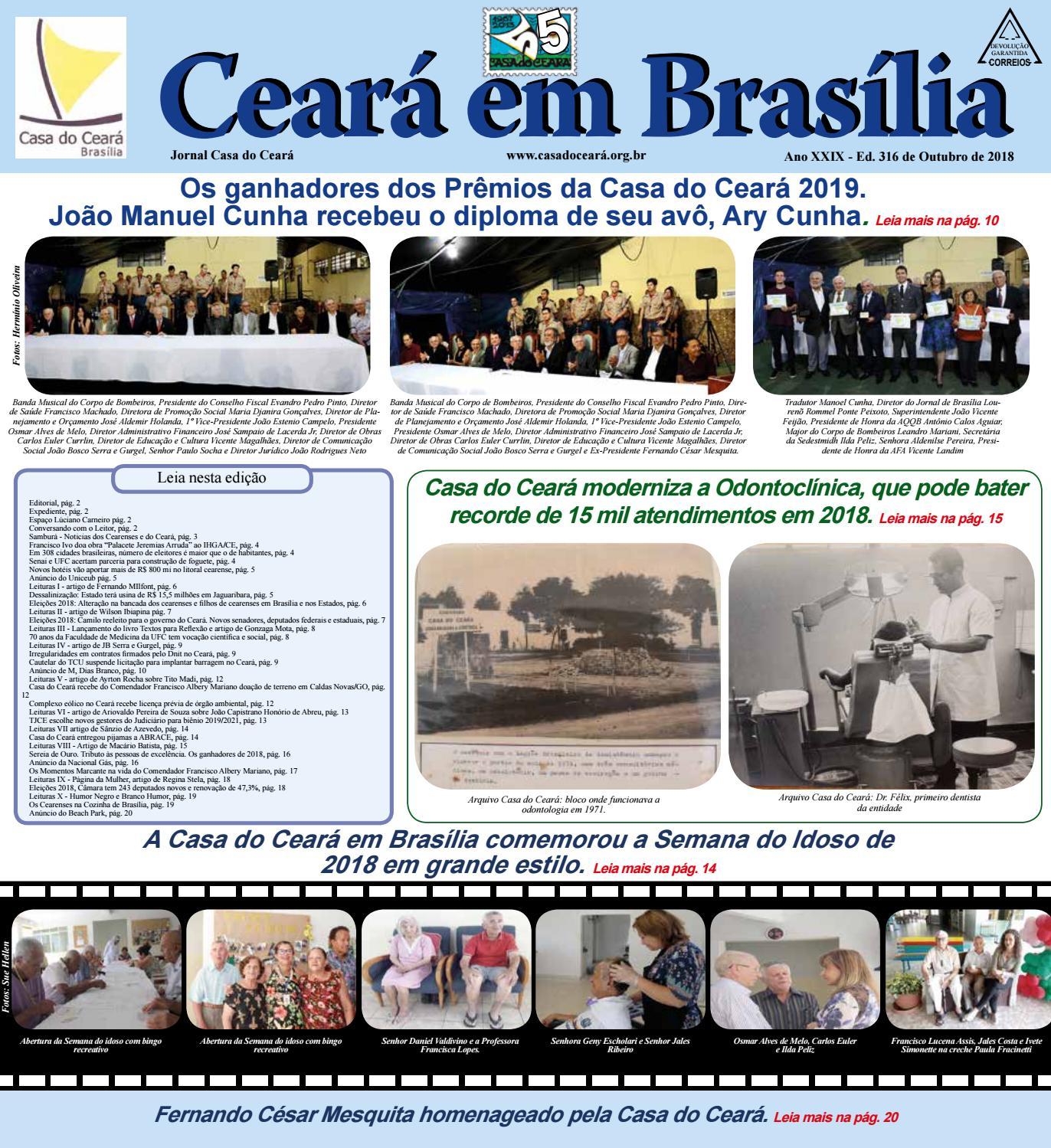 851732078fd Jornal da Casa do Ceará by shadown shadown - issuu