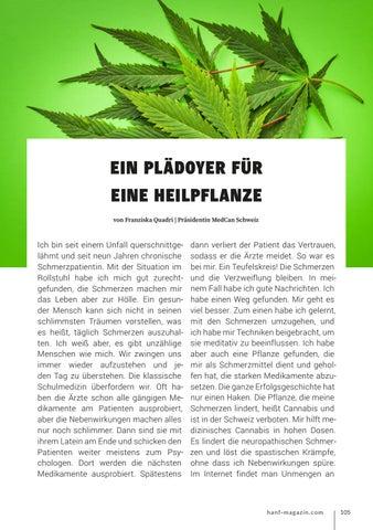 Page 105 of Ein Plädoyer für eine Heilpflanze