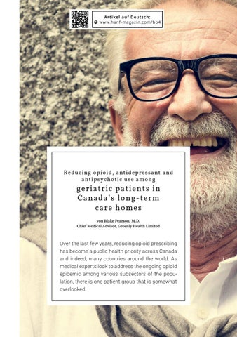 Page 110 of Reducing opioid, antidepressant and antipsychotic use among geriatric patients in Canada's long-term care homes
