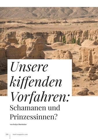 Page 126 of Unsere kiffenden Vorfahren: Schamanen und Prinzessinnen?