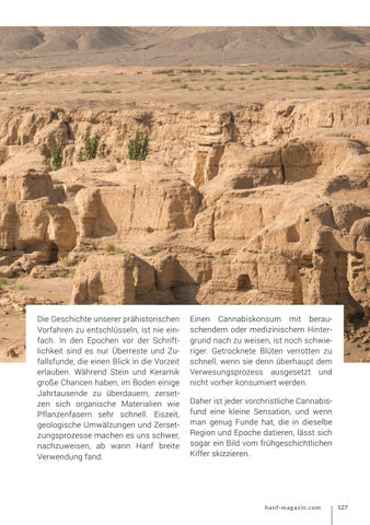 Page 127 of Unsere kiffenden Vorfahren: Schamanen und Prinzessinnen?