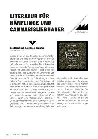Page 140 of Literatur für Hänflinge und Cannabisliebhaber