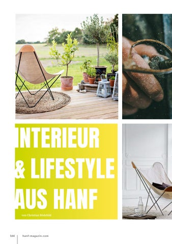 Page 164 of Interieur & Lifestyle aus Hanf