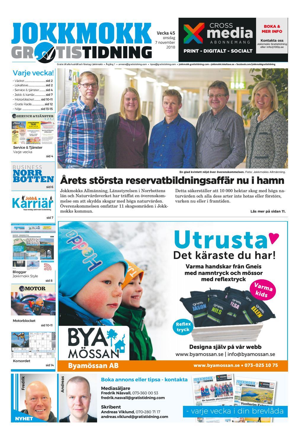 Jokkmokks Kommun - Lediga jobb i Jokkmokk - unam.net