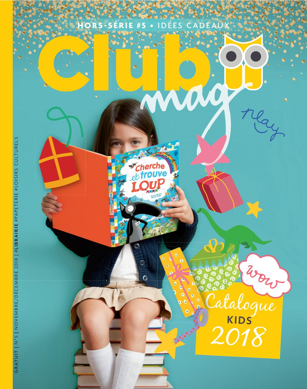 Le Club Mag   Hors Série Idées Cadeaux by Club   librairie ...