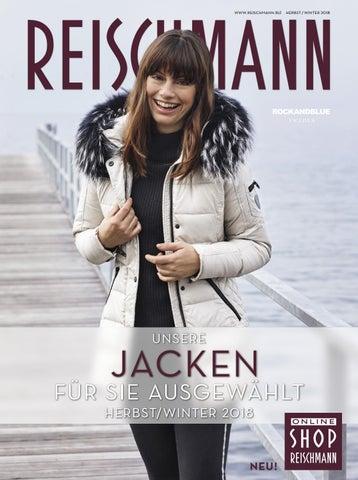 Jacken Herbst Winter 2018 By Reischmann Mode Trend Sport Issuu