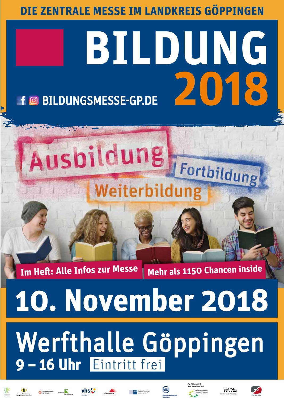 bildungsmesse 2018 by staufen plus agentur fur kommunikation und werbung gmbh issuu