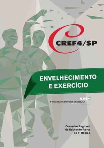 Envelhecimento e Exercício. by CREF4 SP - Conselho Regional de ... dba07833286