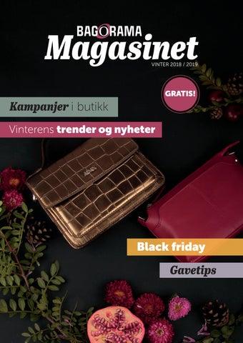 4b8511f6 Bagorama magasin jul / vinter 2018 / 2019 by Bagorama AS - issuu