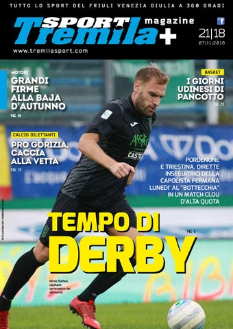n° 21 TremilaSport 07-11-2018 by Tremilasport - issuu 8b6d230c36b