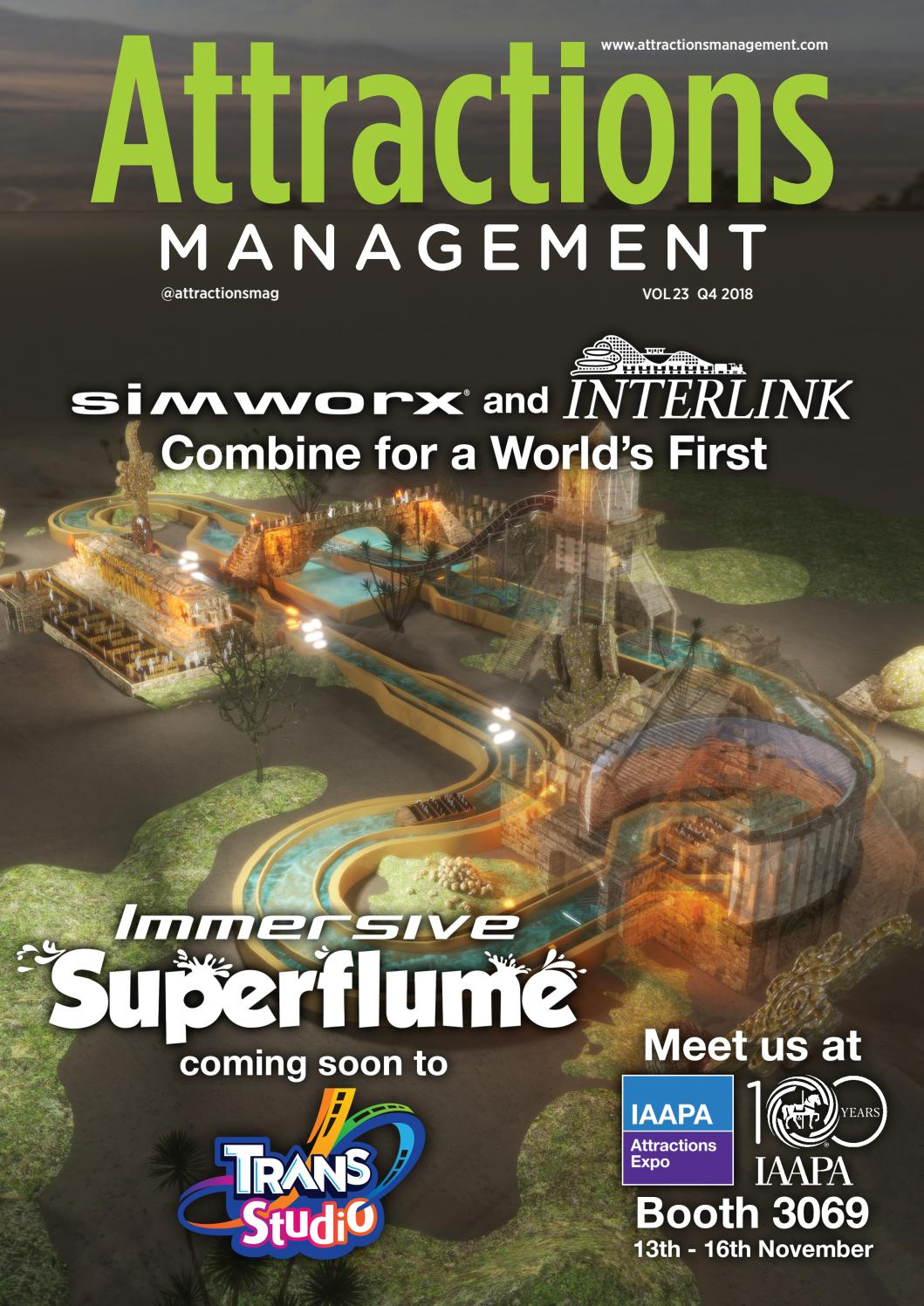 cd640a07a2a7 Attractions Management Issue 4 2018 by Leisure Media - issuu