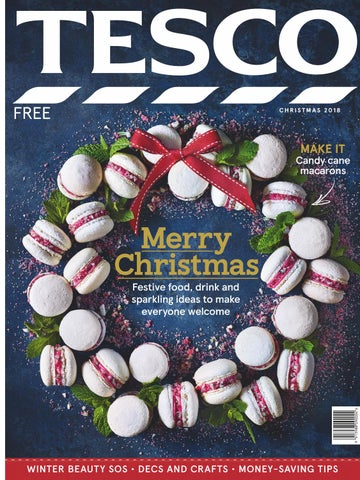 Tesco Magazine Christmas 2018 By Tesco Magazine Issuu