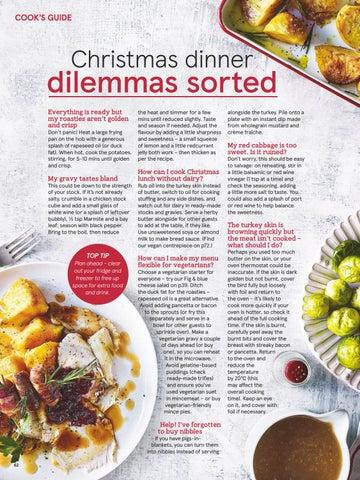 Page 64 of Christmas Dinner Dilemmas Sorted