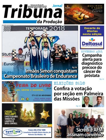 ED02-09-18 by Tribuna da Produção Palmeira - issuu aaef75a954d2e