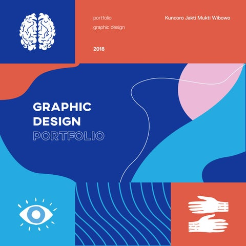 Curriculum Vitae Portfolio Graphic Design 2018 By Kuncoro Jakti