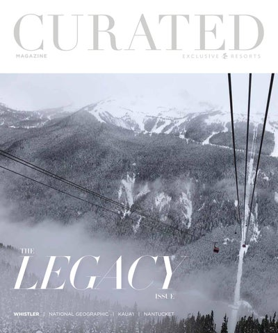 dce8def4 CURATED Magazine by Exclusive Resorts • Fall/Winter 2018 by ...