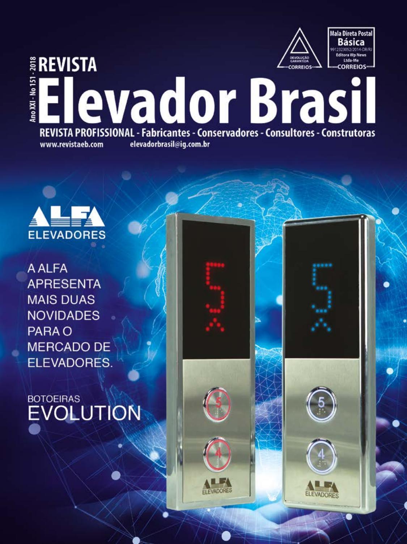 Revista Elevador Brasil - Edição 151 by ElevadorBrasil - issuu 4e842d826d
