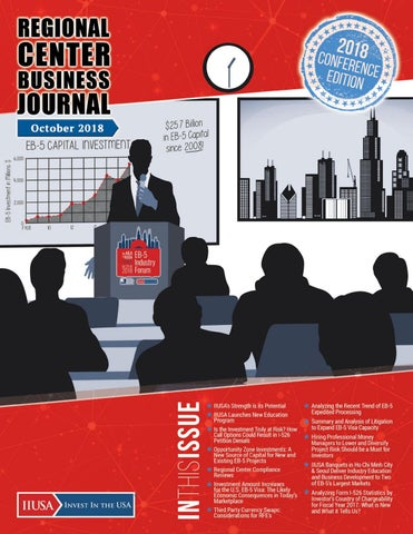 Free Civil Rights Webinar At 3pm 927 >> Regional Center Business Journal 10 2018 Special Edition By