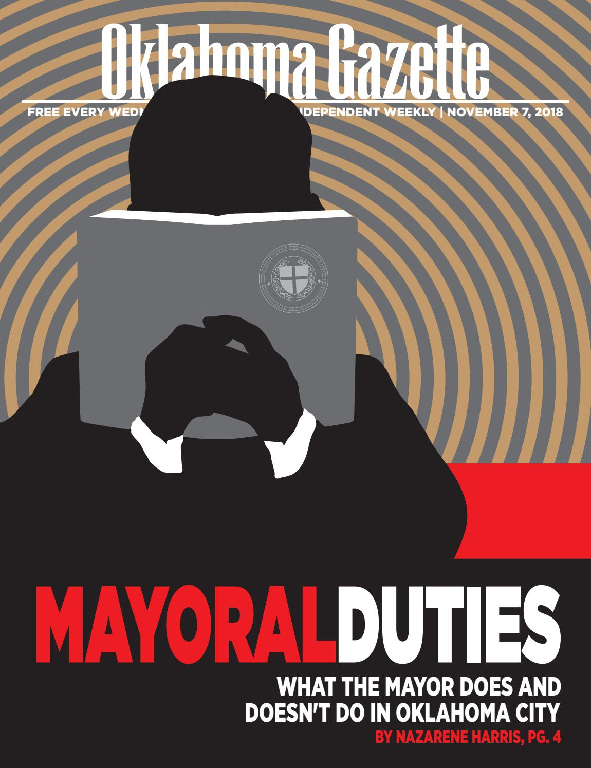 e0c492b1069 Mayoral duties by Oklahoma Gazette - issuu