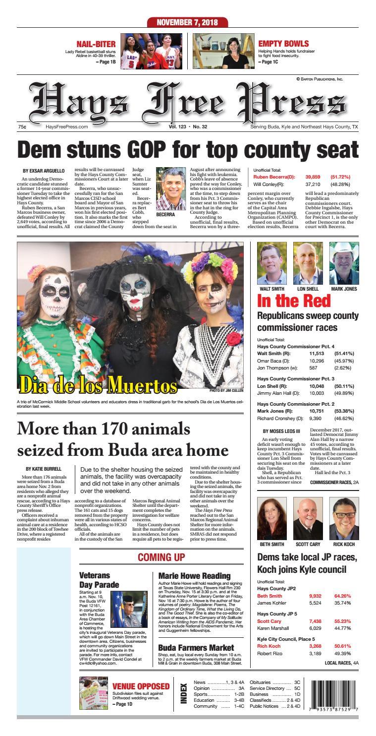 Hays Free Press November 7 368d9bddf