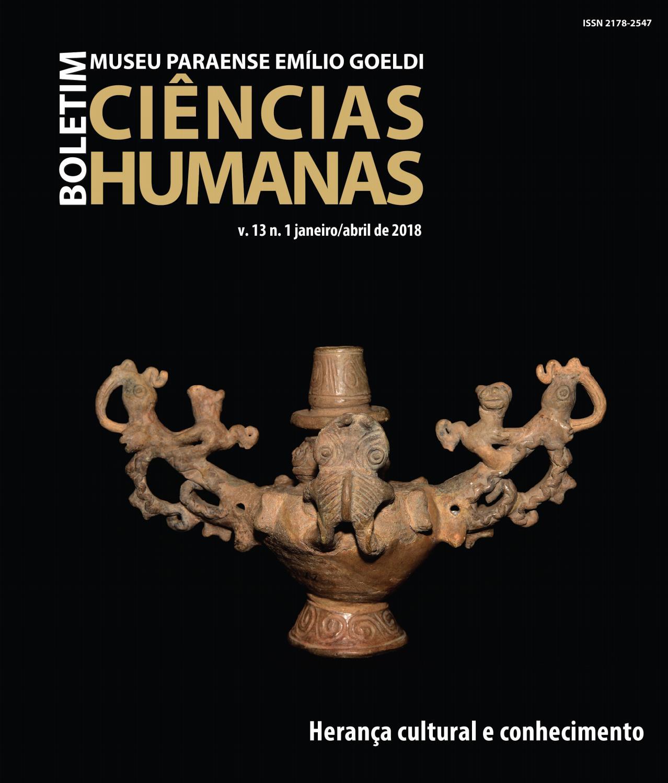 7d3b88bbc BGOELDI. Humanas v13n1 by Boletim do Museu Paraense Emílio Goeldi. Ciências  Humanas - issuu