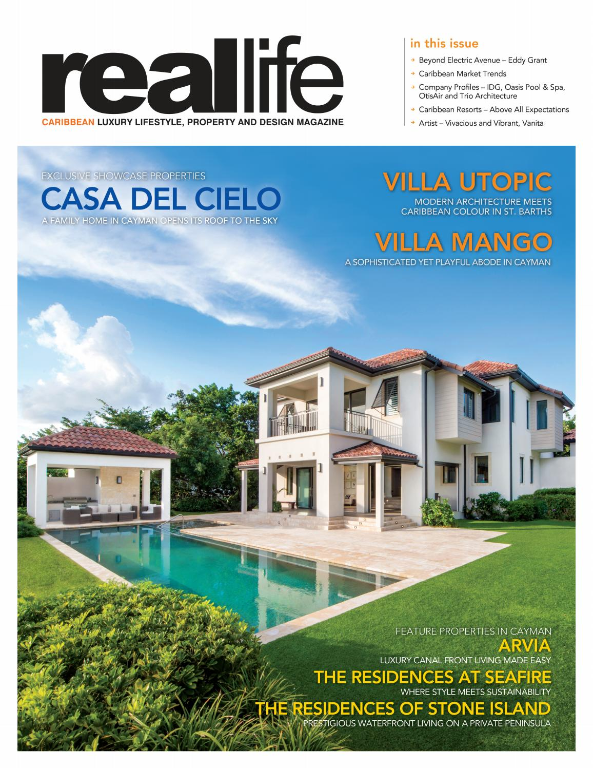 932ce1f1a3a68 REAL LIFE Caribbean | Fall 2018 by REAL LIFE Caribbean - issuu