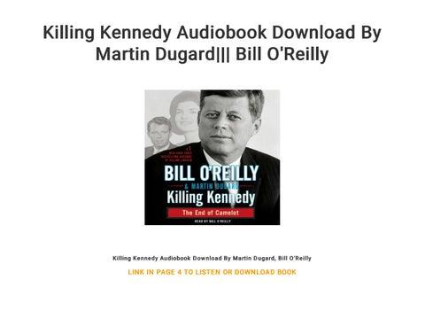 962accc1d9 Bill o'reilly martin dugard kennedy by jeszenakjanos - issuu