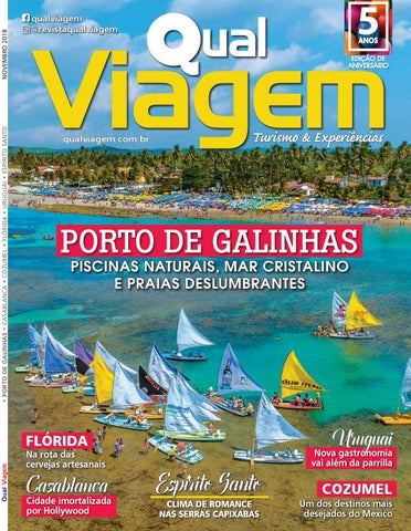 e7efb57bb Revista Qual Viagem Edição 60 - Novembro/2018 by Editora Qual - issuu