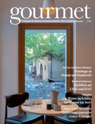 Gourmet 11 18 By Gourmet Verlag Issuu