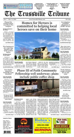 4de395e638846b The Trussville Tribune - Nov. 7