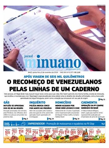 0abd362d30f4f 20181108 by Jornal Minuano - issuu