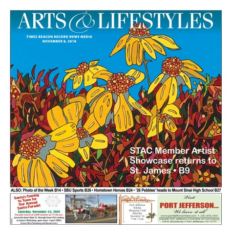 caf51fb9b ARTS&LIFESTYLES TIMES BEACON RECORD NEWS MEDIA NOVEMBER 8, 2018. STAC  Member Artist Showcase returns to ...