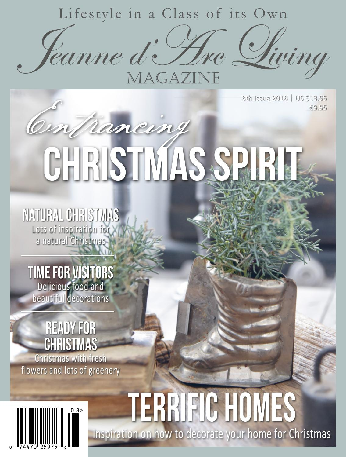 Jeanne d/'Arc Living Magazine July 2019 French Nordic Style
