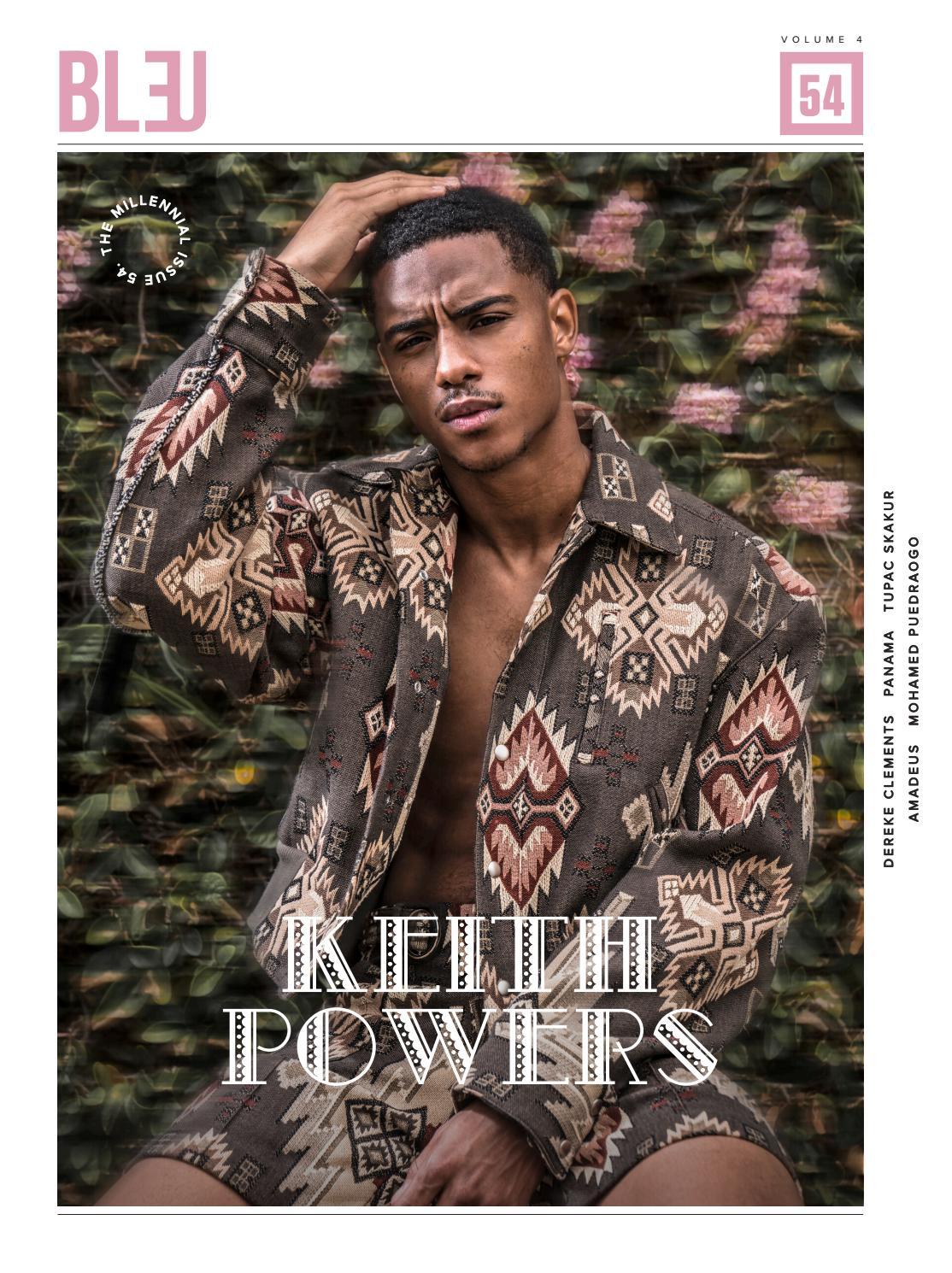 5ccf934b91a Bleu Magazine Issue 54 - Keith Powers by Bleu Magazine - issuu