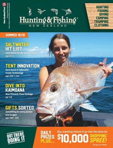 300a8e0d4ae98 Hunting & Fishing New Zealand Summer Catalogue 2018