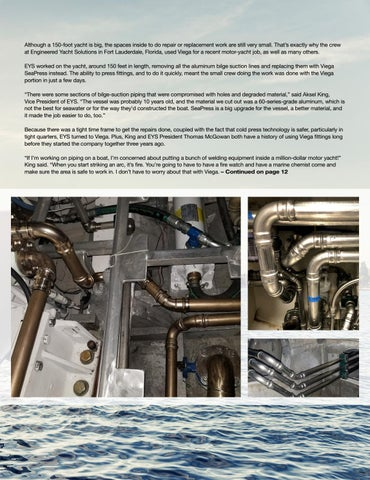 Page 11 of MARINE JOBS MADE EASIER WITH VIEGA FITTINGS