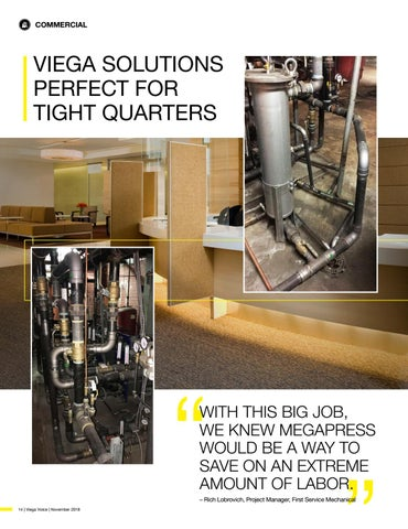 Page 14 of VIEGA SOLUTIONS PERFECT FOR TIGHT QUARTERS