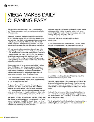 Page 4 of VIEGA MAKES DAILY CLEANING EASY
