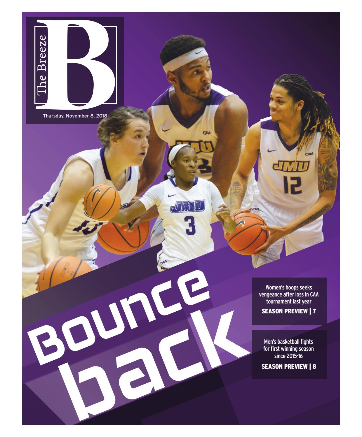uk availability ddc08 9b4c3 JMU Basketball Preview by The Breeze - issuu
