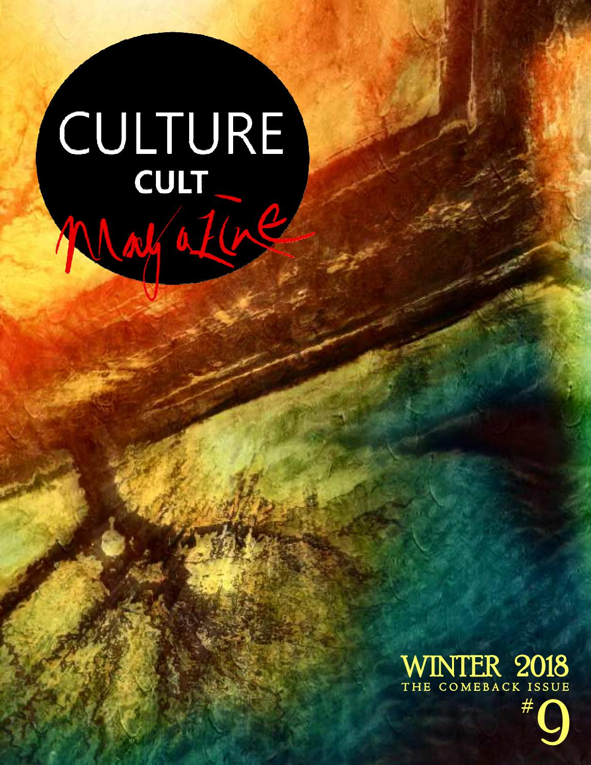 Super Culturecult Magazine Issue 9 By Culturecult Magazine Issuu Pabps2019 Chair Design Images Pabps2019Com