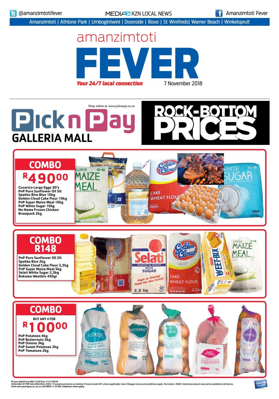 Amanzimtoti Fever 09/11/18 by Claudia Banha - issuu