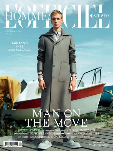 3f43f9a54e0226 L'OFFICIEL HOMMES No. 9 Herbst/Winter 2018 DE by L'Officiel Schweiz ...