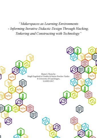 Makerspaces As Learning Environments By Hippomini4 Issuu
